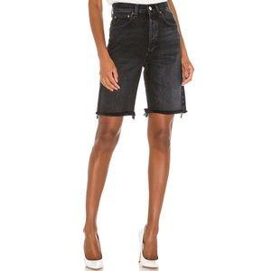 Revolve x Agolde 90s Shorts in Fallen (size 27)
